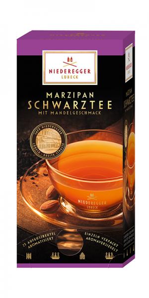 Marzipan Schwarztee
