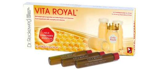 VITA ROYAL® - Trinkfläschchen 12x10ml-Copy