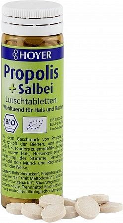 Propolis + Salbei-Lutschtabletten