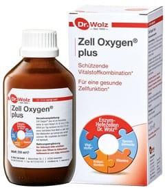 Zell Oxygen® plus 250 ml Dr. Wolz