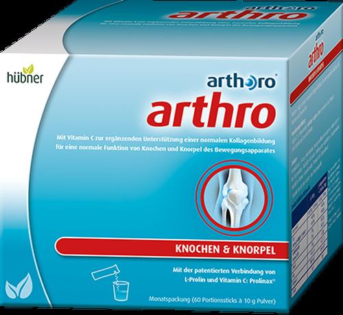 Arthoro Arthro 60 Pulversticks á 10g