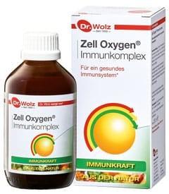Zell Oxygen® Immunkomplex - 3x 250ml Kurpackung Dr. Wolz