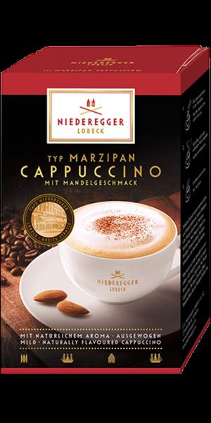 Typ Marzipan Cappuccino, 10 Stick-Portionbeutel