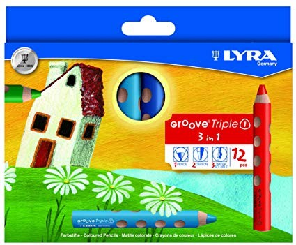 LYRA Groove Triple I Sortiert